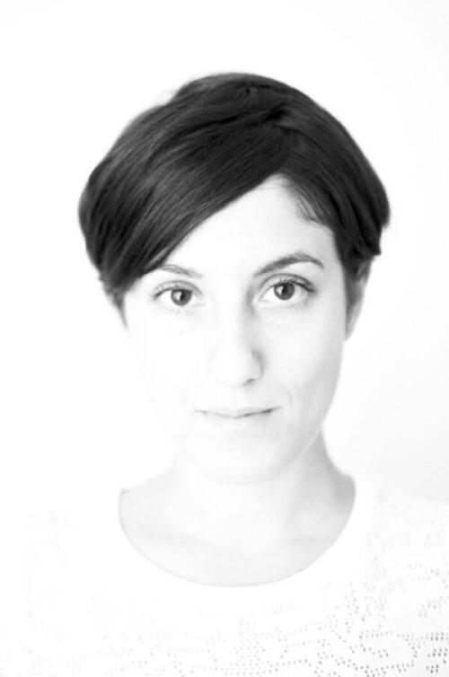 Photographer and designer Penelope Thomaidi