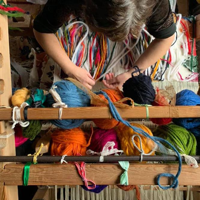 Bezi Metsovo Weaving Community