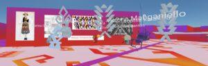 VR space at Art Pluriverse Textile Month